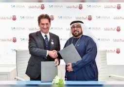 """دائرة الطاقة و """"آيرينا"""" توقعان مذكرة تفاهم لتعزيز كفاءة الطاقة واستدامتها في أبوظبي"""