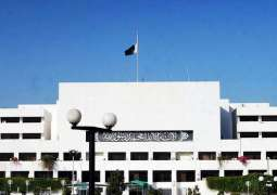 Water distribution issues amongst provinces discussed at Parliament House
