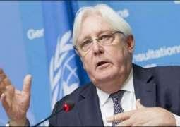 UN Special Envoy for Yemen Says Intends to Convene Prisoners Exchange Committee