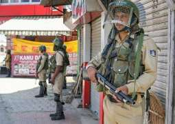 Indian Police Arrest 5 People After Preventing Large-Scale Terrorist Attack in Srinagar