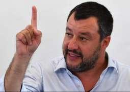 Lega Leader Salvini Says Opposes All Anti-Semitism Regardless of Political Spectrum
