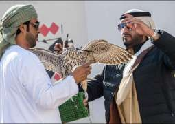 UAE Falconers League kick starts competition in Dubai