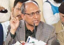 "Sindh Information Minister Ghani calls Shikarpur SSP Rizwan ""Third class"""