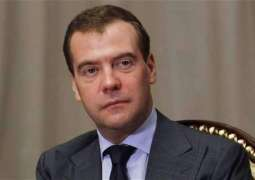 Russia's Former Prime Minister Medvedev Says Gov't Reshuffle Natural in Times of Change