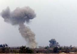 Airstrike Kills 4 Taliban Fighters in Afghanistan's South - Military