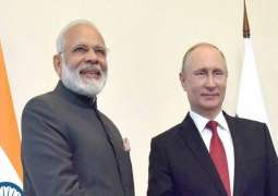 Putin Expected to Visit India in Late 2020 - Russian Ambassador