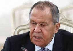 Lavrov Says Ukrainian Plane Crash in Iran Result of Human Error