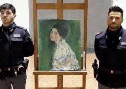 Painting Found in Walls of Italian Gallery Confirmed as Gustav Klimt - Police