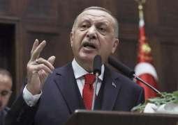 EU could face terror threats if Libya's legitimate govt falls: Turkish President Erdogan