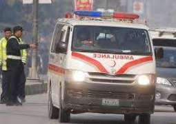 Three killed, 28 injured in different road accidents in Gujrat, Sheikhupura