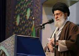 Iran supreme leader Khamenei downplays protests, says foes exploiting plane tragedy