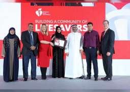 MoHAP receives American Heart Association's 'Silver Award'