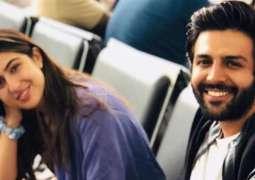 Bollywood actors launch trailer of upcoming romantic drama film in Mumbai