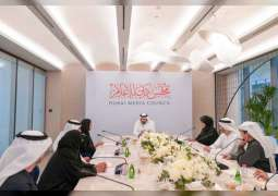 Ahmed bin Mohammed chairs Dubai Media Council's first meeting