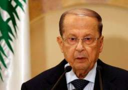 Lebanese President Calls on Army, Police to Restore Order in Beirut Amid Protest - Reports