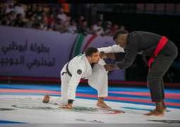 Global athletes to partake in Abu Dhabi World Professional Jiu-Jitsu Championship in April