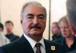 Putin's Weekly Schedule Includes No Meeting With Libya's Haftar - Kremlin
