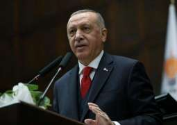 Erdogan Says Did Not Send Troops to Libya Yet, Only Military Advisers
