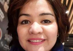 Human Rights activist Jalila Haider faces brief detention before flying to London