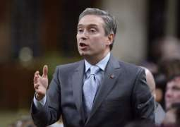 Canadian FM Pledges Full Support and Cooperation to Canada-China Committee