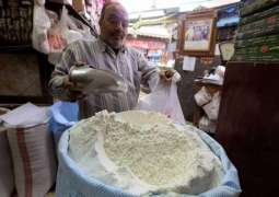 Price of per kg wheat flour touches Rs 75 in different parts of the country