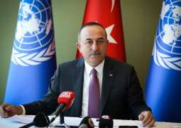 Turkish Foreign Minister Says Training of Libya's GNA Forces Continues, Legitimate