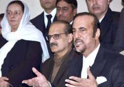 PTI Counsel Babar Awan files reply in case challenging 8 issued ordinances of government