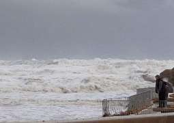 Two killed as storm lashes Spain
