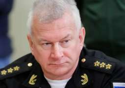 Russian Naval Vessels in Antarctica Only for Research, Ceremonial Purposes - Commander