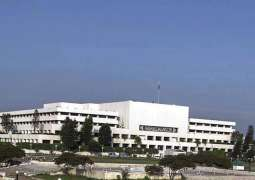 Senate body discusses pending service matters, court cases