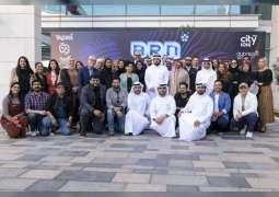 Ahmed bin Mohammed tours Dubai Media City