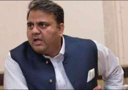 Position of EC belongs to judiciary but it gone to bureaucrats: Fawad Chaudhry