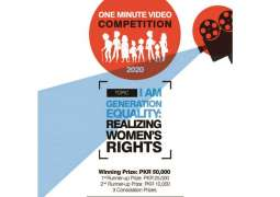 Pakistan Poverty Alleviation Fund launches 1 Minute Video Contest on Women Rightsfor University Students
