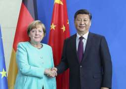 Merkel, Xi Discuss Outcome of Berlin Conference on Libyan Peace in Phone Call