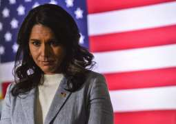 US Presidential Candidate Gabbard Sues Clinton Over Russia Comments - Filing