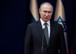 Putin on Issachar, Jailed in Russia on Drug Charges: Everything Will Be Fine