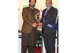 "NUST conferred CSR Award for ""Impact through Education"""