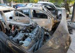 Greek Police Detain 9 People After 4 Days of Vehicle Arson Attacks in Athens - Reports