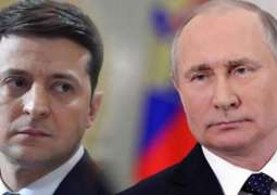 Putin, Zelenskyy Can Agree About Meeting at Any Moment If They Deem Necessary - Kremlin