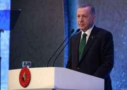 Erdogan Says 'Syrian Mistake' Should Not Be Repeated in Libya, Pressure on Haftar Vital