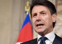 Italy's Conte Proposes Introducing Provision on Environmental Protection in Constitution