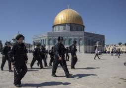 Jordan Condemns Israeli Police Attack on Al-Aqsa Mosque Worshipers - Foreign Ministry