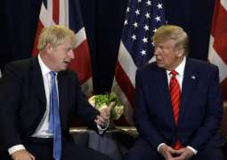 Trump, UK's Johnson Discuss Ensuring Security of Telecom Networks - White House