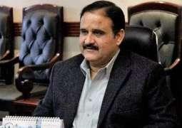 Chief Minister of Punjab Usman Buzdar for adopting Zainab Alert Bill in principle
