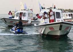 458 rescue missions carried out by Dubai Police Maritime Unit in 2019
