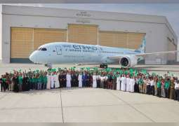 Abu Dhabi welcomes spectacular new flagship of Etihad Greenliner Programme