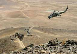 Afghan National Army's Aircraft Crashes in Afghanistan's East - Source