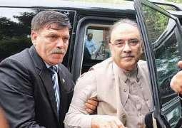 Accountability Court (AC) summons Asif Ali Zardari in Thatta water supply reference on February 12