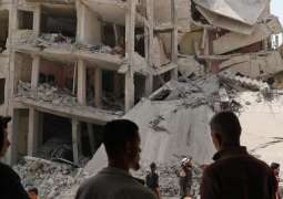 Militant Groups in Syria May Be Preparing Staged Chemical Attacks - State Media