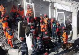 Death Toll From Eastern Turkey Earthquake Rises to 41 - Emergency Management Authority